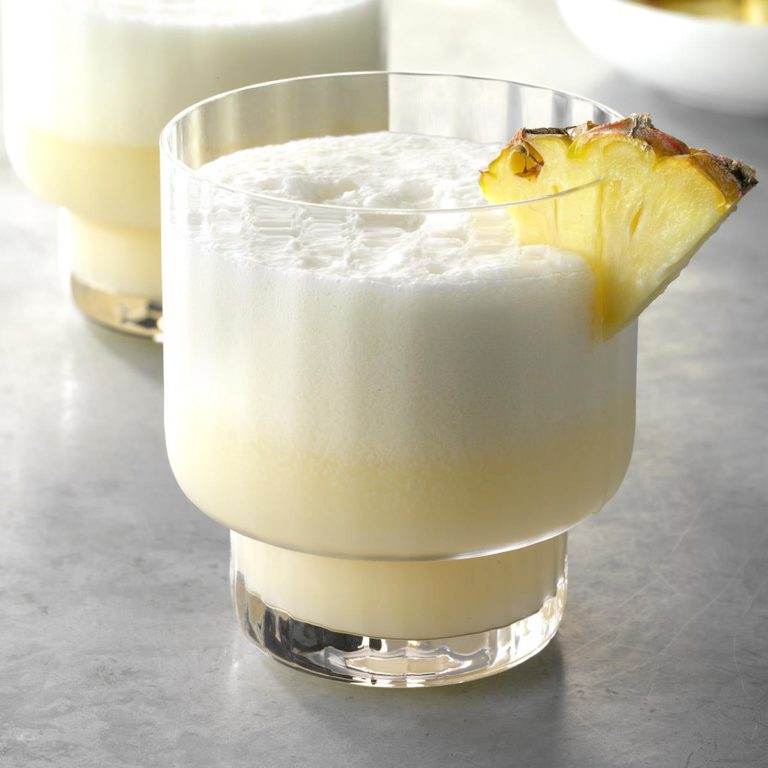 Recette du Cocktail Piña Colada par Titiranol