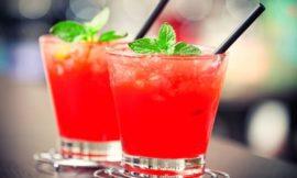 Recette soupe de champagne aux fraises par Titiranol