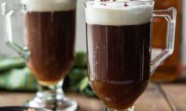 Irish Coffee par Titiranol Cocktail