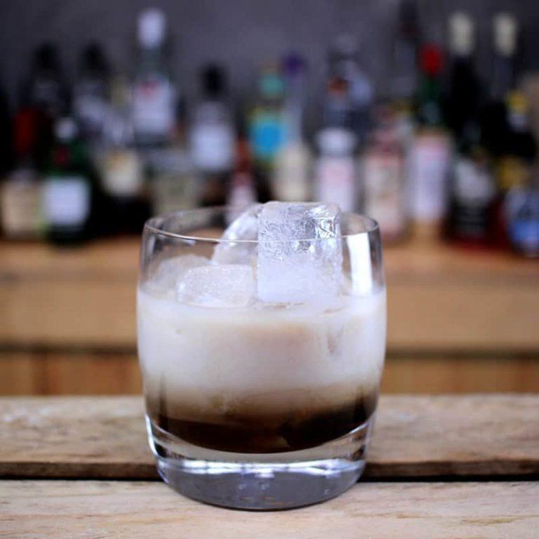 Recette du cocktail Russe Blanc par Titiranol